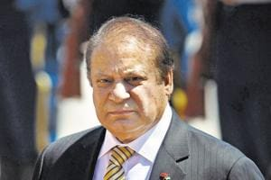 Former Pakistan PM Nawaz Sharif said he had been booked for treason while the one who committed treason had been granted conditional permission to contest elections.