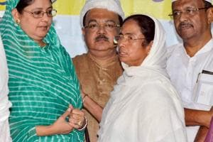 Mamata pushes officers, ministers on development projects; says LS polls may be announced any time