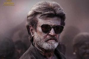 Kaala stars Rajinikanth as a Dharavi slum lord-turned-gangster.