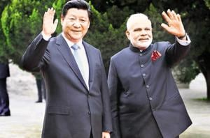 """Ties between India and China hit a rough period last year following the military standoff in Doklam. However, Modi and Xi met for nearly 10 hours in less than two days this April during an informal summit in Wuhan, leading to, according to diplomats, """"strategic communication"""" and consensus between the two leaders."""