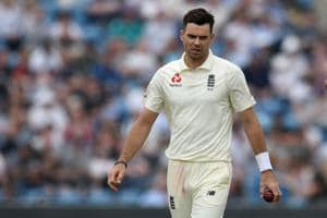 James Anderson, who has taken 540 wickets in 138 Tests, will now miss Lancashire's next two County Championship matches against Worcestershire and Hampshire later this month.