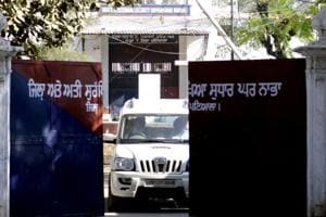 Six inmates, including two terrorists and four gangsters, were freed from the high-security Nabha jail in November 2016 after armed men carried out an attack.