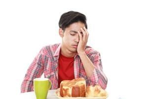 Depressed people may experience fatigue and low energy, body aches, headaches and cramps, irritability, insomnia/excessive sleep and feelings of guilt.