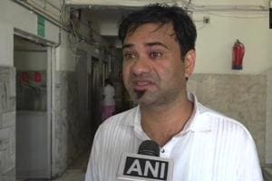 Kafeel Khan was the nodal officer of the 100-bed AES ward at the Baba Raghav Das Medical College and was removed following the deaths of 30 children on August 10 and August 11.