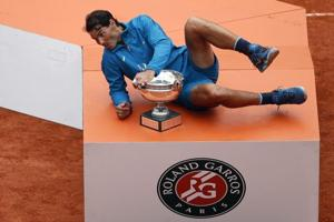 Rafael Nadal and Roger Federer have won six  Grand Slam titles in the last couple of years, with both players winning three each.