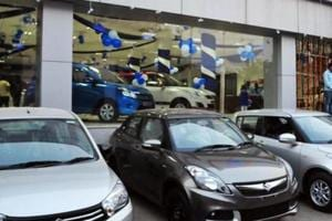 Domestic car sales were up 19.64% to 1,99,479 units as against 1,66,732 units in May 2017.