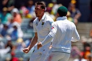 Dale Steyn is three wickets short of a Test cricket milestone that has frustratingly eluded him in recent times.