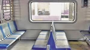 According to WR officials, each stainless steel seat is expected to cost around ₹15,000