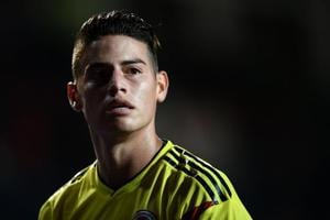 James Rodriguez's Colombia will be one of the teams to watch out for at the FIFA World Cup 2018 in Russia.