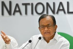 Former finance minister P Chidambaram appeared before the Enforcement Directorate for the second round of questioning in the Aircel-Maxis money laundering case.