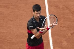 Novak Djokovic had earlier contemplated skipping the grasscourt season after a disappointing show in the French Open.