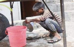 """Among cities, Ballia in Uttar Pradesh had the highest incidence (10.9% ) of child labour, followed by Secunderabad in Telangana with 10.7% , whereas Lucknow in Uttar Pradesh had the lowest incidence of 5.9%."""