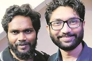Jignesh Mevani praises Pa Ranjith's Kaala that has a working class man cast as a hero.