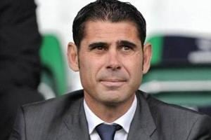 Fernando Hierro was named head coach of the Spain football team for FIFAWorld Cup 2018.