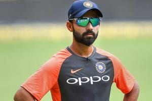 Ajinkya Rahane will lead the Indian cricket team in the one-off Test match against Afghanistan in Bangalore.