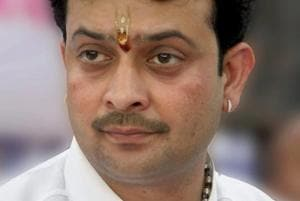 Self-styled spiritual leader Bhaiyyu Maharaj died after shooting himself in the head in Indore on Tuesday.