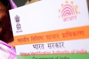 The UIDAI had earlier this year announced that it will include face recognition alongside iris or fingerprint scan as a means of verifying users, helping those who face issues in biometric authentication or have worn-out fingerprints.