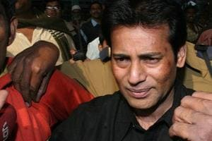 Abu Salem was extradited from Lisbon, Portugal, in 2003.