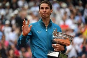 Rafael Nadal pulled out of the Queen's Club tournament due to exhaustion following the French Open triumph.