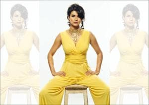Gul Panag says that if she wasn't an actor,  then she would have been a lawyer. (Styling: Gitika Taraporewala; make-up and hair: Shubra; jumpsuit, Archana Kochhar; jewelley, Zoya)