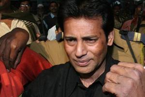 Gangster Abu Salem is lodged in Taloja jail.