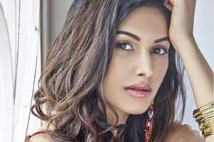 Actor Amyra Dastur will be seen next in films, Rajma Chawal, Mental Hai Kya.