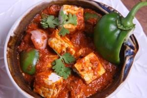 Paneer makhani is an ideal choice for a keto diet plan.
