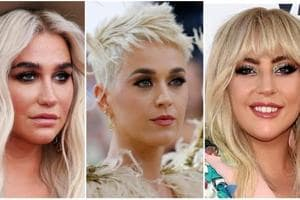 Kesha said Katy Perry was 'raped by the same man' in a text to Lady Gaga.