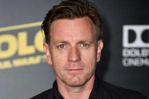 Ewan McGregor attends the premiere of Disney Pictures and Lucasfilm