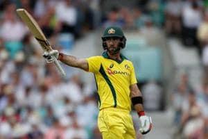 Glenn Maxwell has represented Australia in 82 ODIs.