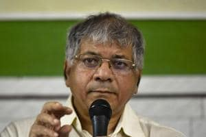 "Prakash Ambedkar said ""even those who shot the video and stayed silent, need to be booked."""