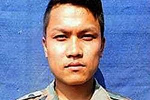 Army rifleman Bikas Gurung was injured after Pakistan targeted a patrol party along the LoC and succumbed to his injuries on Saturday.