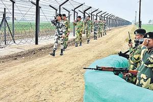 A ceasefire was announced by the Union government on May 16 so that people could observe Ramzan in a peaceful environment.