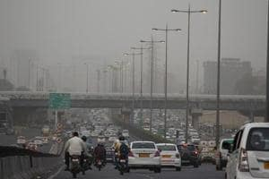 On Friday, the AQI for Gurugram was 474, down from 485 on Wednesday. PM2.5 continues to be the primary air pollutant, with its level at 415.6ug/m3 (micrograms per cubic metre of air), down from Wednesday's 461.11 ug/m3.