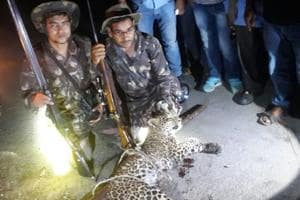 The department deployed hunter Lakhpat Singh on June 12, a day after a 7-year-old boy was killed in a suspected animal attack.