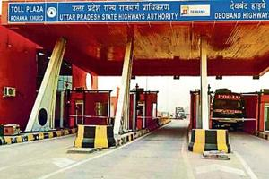 The toll plaza in question has been constructed in Rohana village, 10km from Muzaffarnagar, which is yet to become operational.