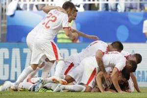 Get full score of the FIFA World Cup 2018 match between Costa Rica and Serbia here. Serbia win their first World Cup 2018 match by a solitary goal.