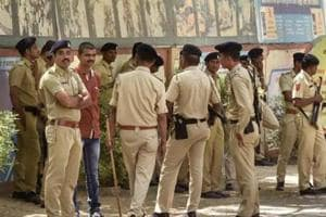 Vastrapur police said Sunil Chauhan has been admitted in a hospital with multiple wounds, including one on the head and an FIR against Umesh Chauhan has been registered for attempt to murder.