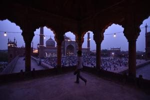 Photos: Eid al-Fitr marks the end of Ramzan with a day of celebrations,...
