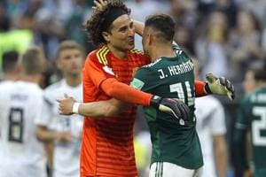 FIFA World Cup 2018:Mexico stun Germany, Serbia victorious
