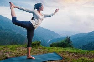 Regular yoga practice, pranayama, and meditation can help to reverse the signs of ageing.