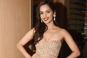 Manushi Chhillar always brings her fashion A-game, whether she's on the red carpet or on the streets. Pics of her latest sexy-meets-sweet look below. (Instagram)