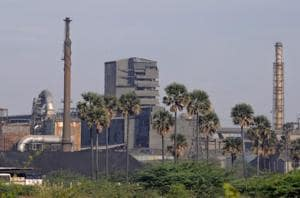 File photo of Sterlite Industries Ltd