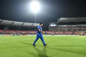 Dehradun recently hosted three-match T20 series between Afghanistan and Bangladesh.