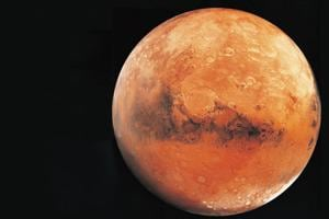Mars is set to come to the closest point to Earth since 2003 when it reaches opposition with the Sun in late July.
