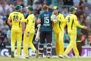 Australia have dropped to sixth position in the ICC ODI rankings.