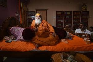 Photos: Politics, power and religion as mantras for Sadhus in Madhya Pr...