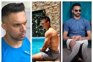 We look at five of India's most stylish footballers who are our very own Beckhams and Ronaldos