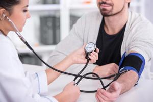In 95% of patients, there are no identifiable causes for high blood pressure.