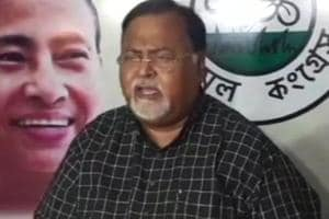 "State education minister Partha Chatterjee said on Monday night that the ""condition was worrisome""."
